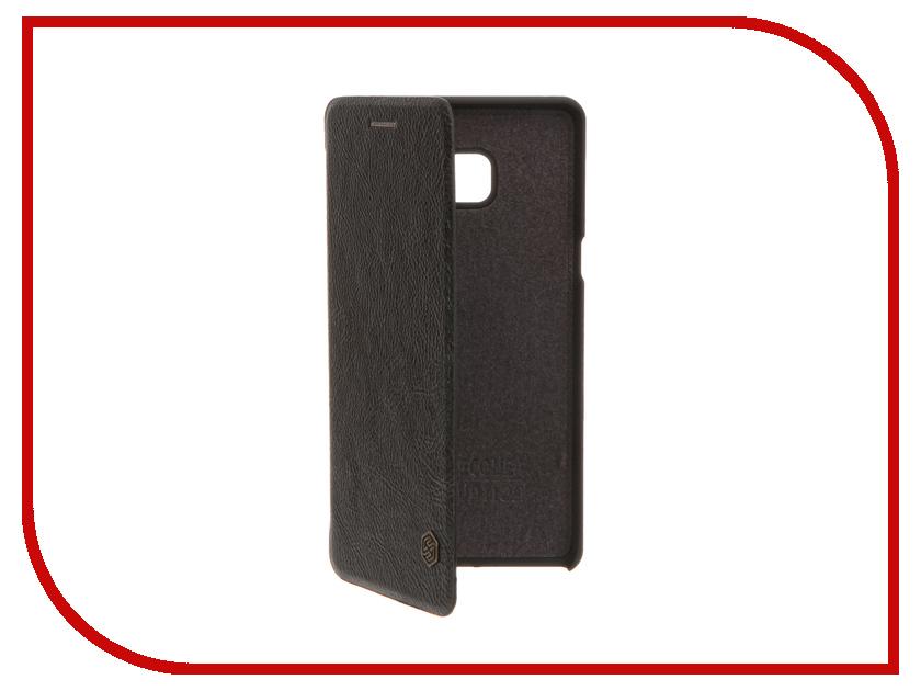 Аксессуар Чехол Samsung Galaxy Note 7 Nillkin QIN Black 12332<br>