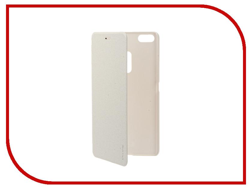 Аксессуар Чехол ASUS ZenFone 3 Ultra ZU680KL Nillkin Sparkle White 12298<br>