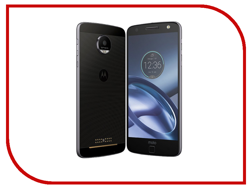 Сотовый телефон Motorola Moto Z XT1650 Black-Grey чехол для для мобильных телефонов for motorola moto g2 xt1063 motorola moto g g 2 g2 xt1063 s for moto g 2nd gen