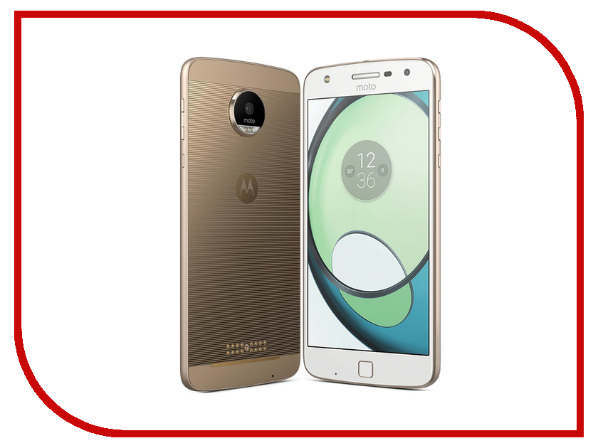 Сотовый телефон Motorola Moto Z 32Gb White-Gold чехол для для мобильных телефонов for motorola moto g2 xt1063 motorola moto g g 2 g2 xt1063 s for moto g 2nd gen