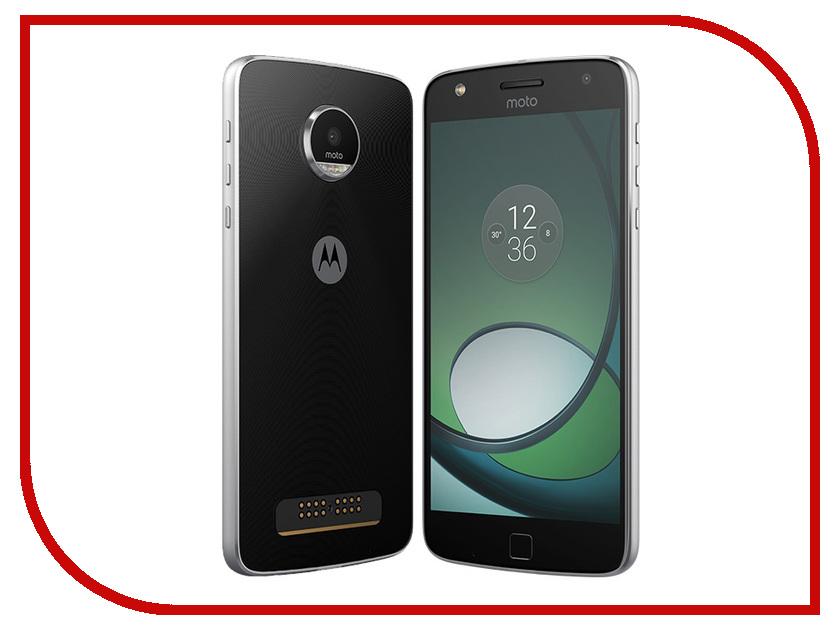 Сотовый телефон Motorola Moto Z Play Black-Silver<br>