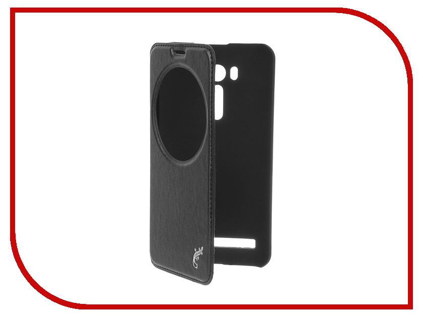 Аксессуар Чехол ASUS ZenFone Go ZB551KL / TV G550KL G-Case Slim Premium Black GG-739 аксессуар чехол asus zenfone 2 ze500cl g case slim premium black gg 630