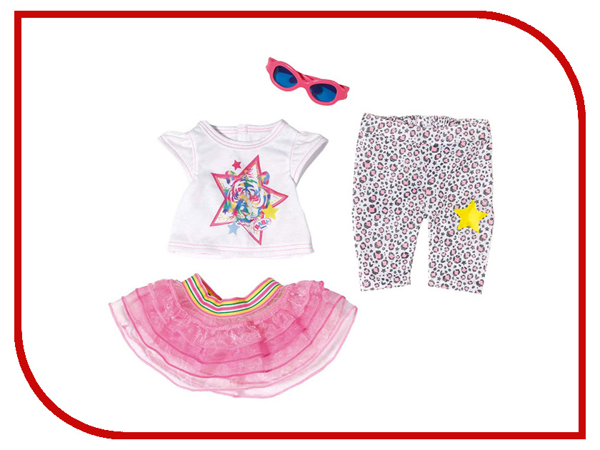 Игрушка Zapf Creation Baby Born Одежда для прогулки 822-241<br>