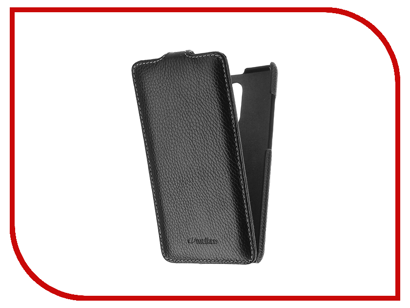 Аксессуар Чехол Xiaomi Redmi Note 3 Melkco Black 12591<br>