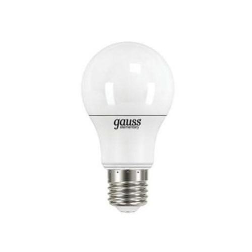 Лампочка gauss 23217 E27 G60 6.5Вт