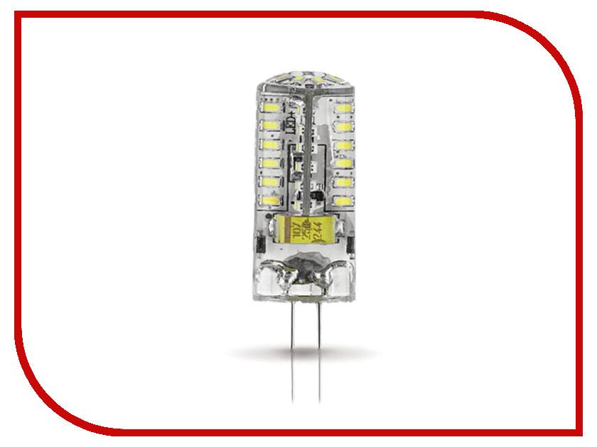 Лампочка Gauss G4 12V 3W 4100K 207707203<br>