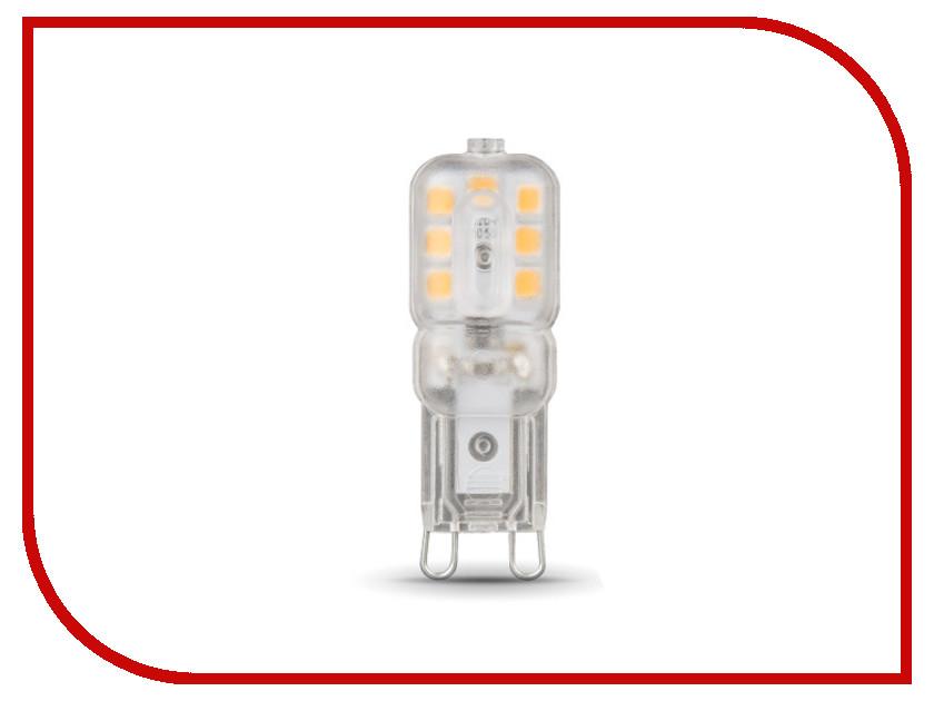Лампочка Gauss G9 AC220-240V 3W 4100K 107409203<br>