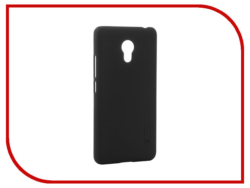Аксессуар Чехол Meizu M3s Mini Nillkin Frosted Shield Black 10131<br>