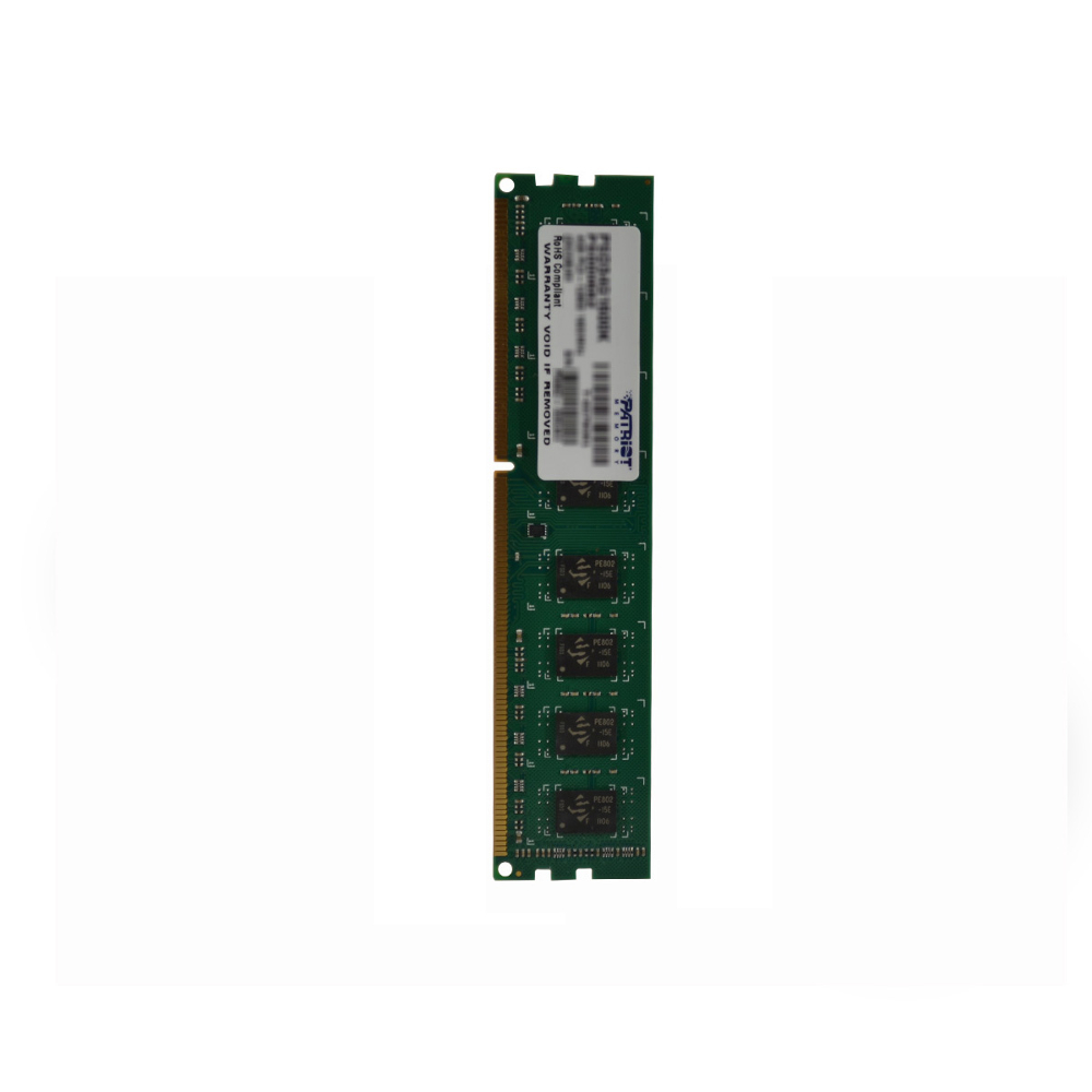 Модуль памяти Patriot Memory DDR3 DIMM 1600Mhz PC3-12800 - 4Gb PSD34G16002