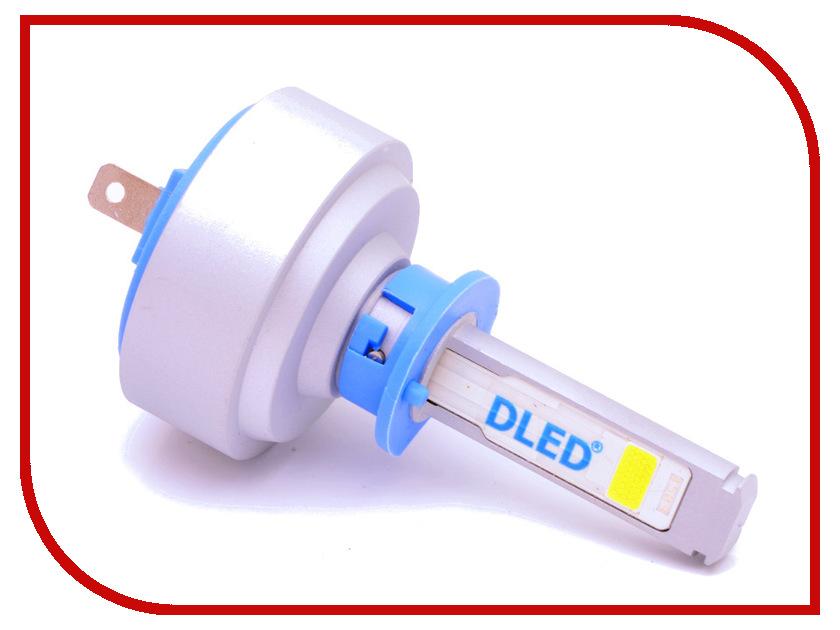 Лампа DLED H1 36W White 5500k 4104 (2 штуки)