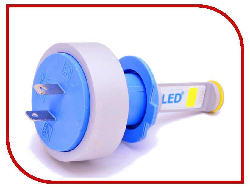 Лампа DLED H7 36W White 5500K 4108 (2 штуки)<br>