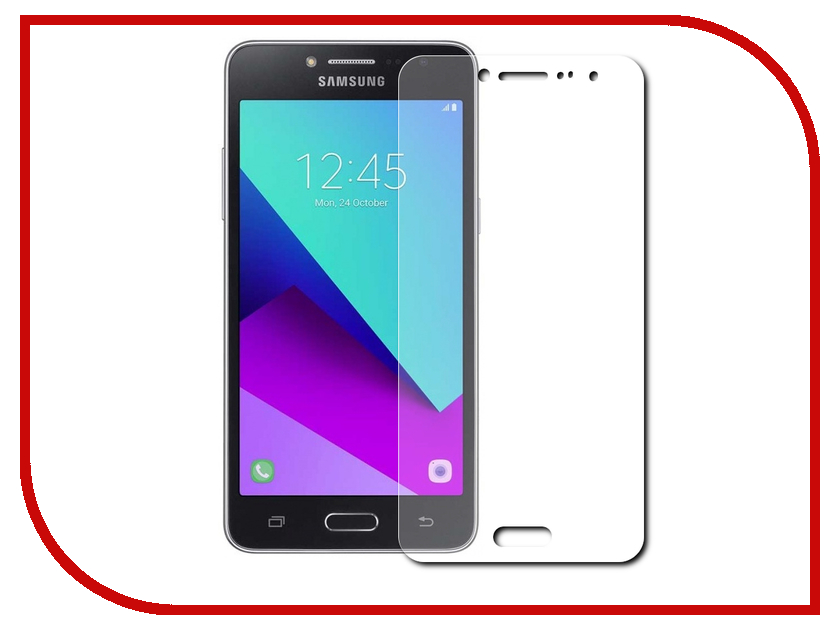Аксессуар Защитная пленка Samsung SM-G532F/DS Galaxy J2 Prime LuxCase суперпрозрачная 52571 аксессуар защитная пленка samsung galaxy a5 2017 luxcase суперпрозрачная 81443