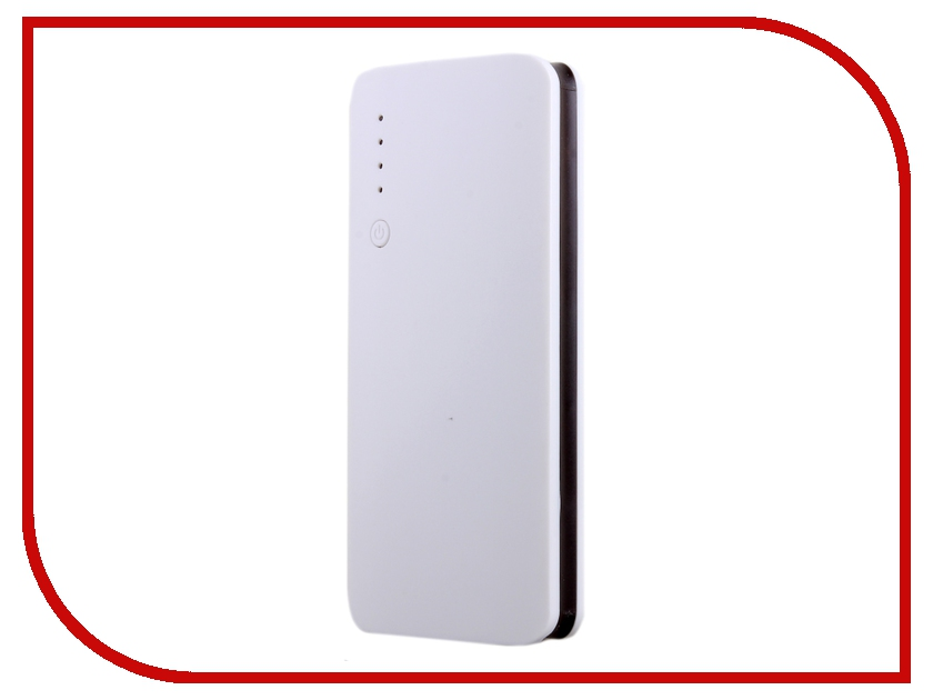 Аккумулятор Activ PB10-02 10000mAh White-Choco SBS10000MAH 52786 аккумулятор activ pb10 01 10000 mah