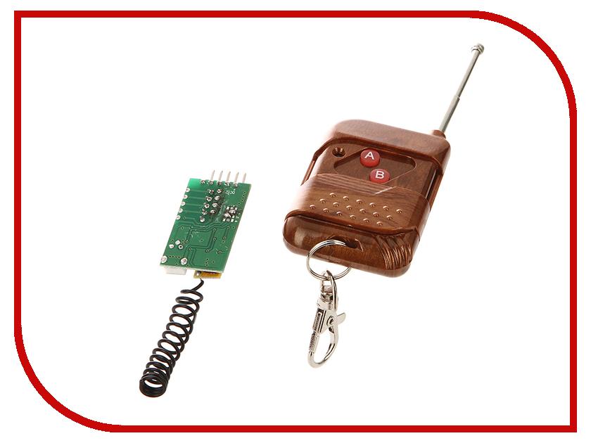 Конструктор Выключатель дистанционный на радиочастоте Радио КИТ RMC017  wow how дистанционный выключатель