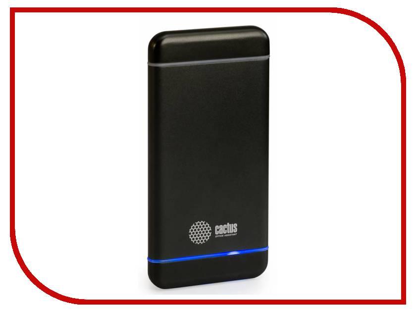 Аккумулятор Cactus CS-PBMS028-5000SG 5000 mAh Grey<br>