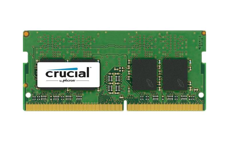Модуль памяти Crucial DDR4 SO-DIMM 2133MHz PC4-17000 CL15 - 4Gb CT4G4SFS8213