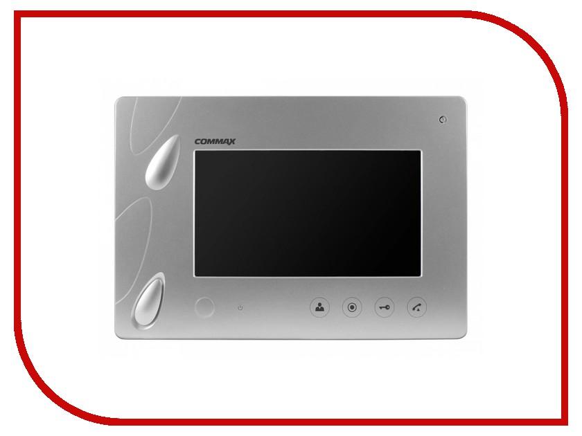 Видеодомофон Commax CDV-70P Silver