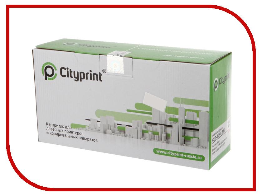 Картридж Cityprint CLT-M409S Magenta для Samsung CLP-310/N CLP-315/W CLX-3170FN/3175N/FN/FW<br>