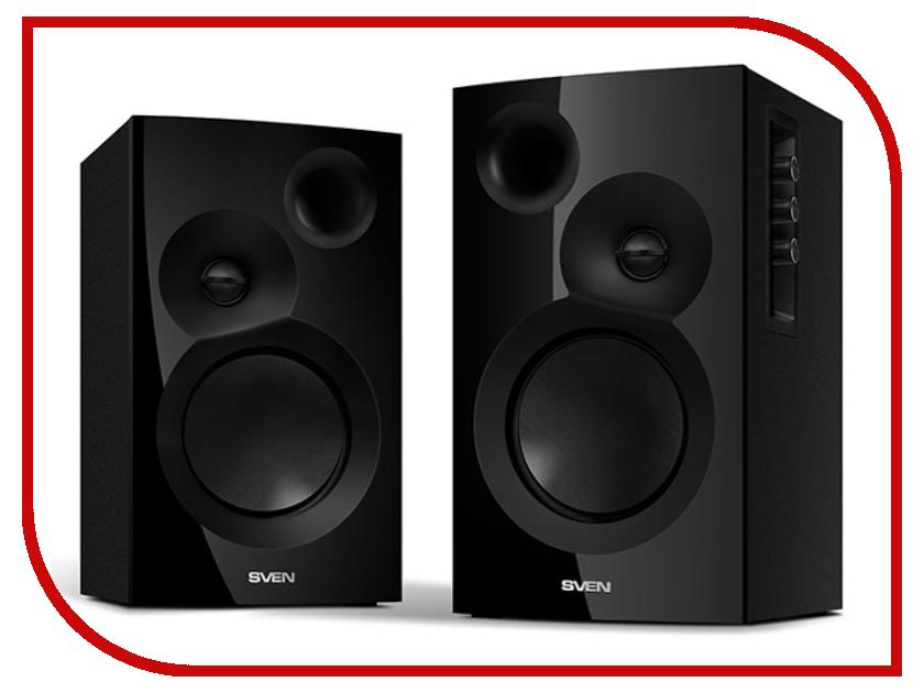 Колонка Sven SPS-635 Black купить колонки sven sps 821