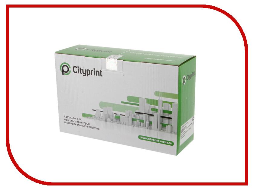 Картридж Cityprint CF287A Black для HP LaserJet Enterprise M506dn/M506n/M506x/M527dn/M527f/M527z