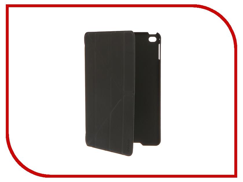 Аксессуар Чехол-подставка Deppa Wallet Onzo для Apple iPad mini 4 Black 88011