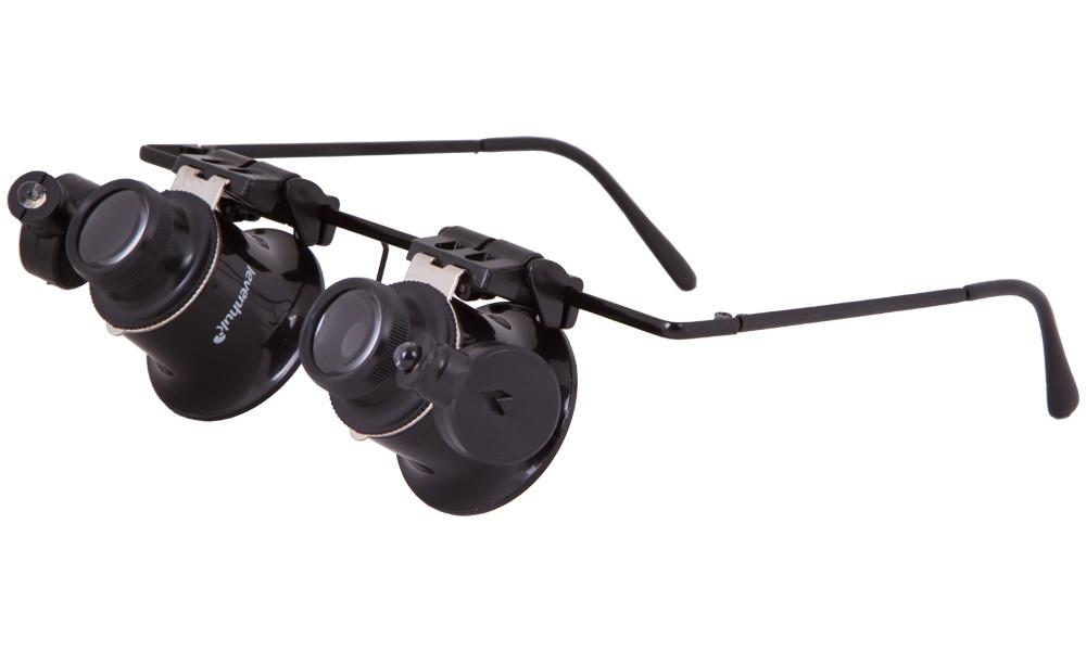 Лупа-очки Levenhuk Zeno Vizor G2 20x