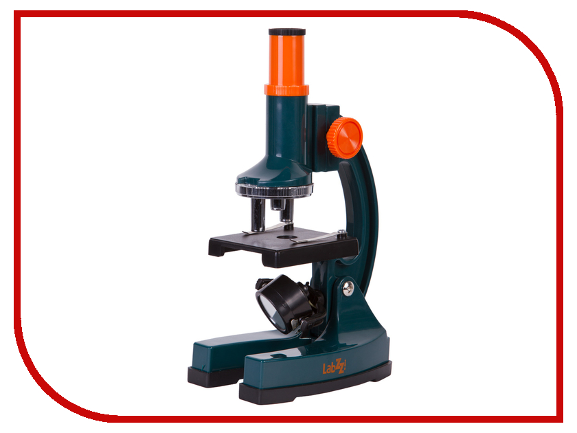Микроскоп Levenhuk LabZZ M2 наборы для творчества levenhuk микроскоп labzz m2