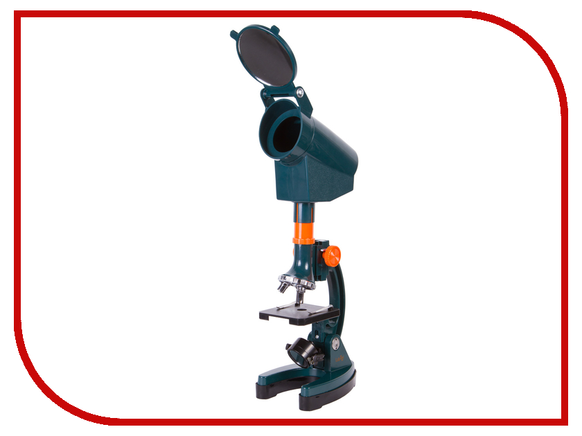 Микроскоп Levenhuk LabZZ M3 наборы для творчества levenhuk микроскоп labzz m2