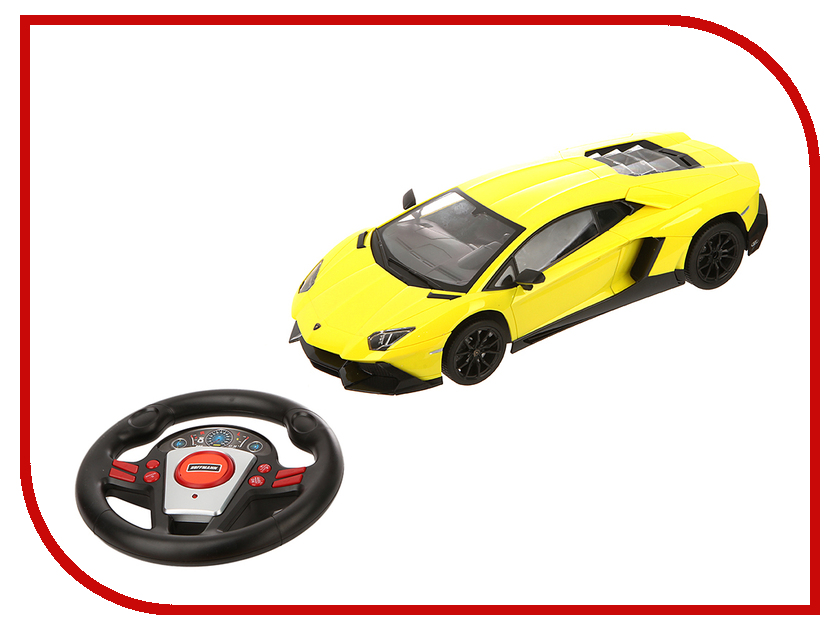 Радиоуправляемая игрушка Hoffmann Lamborghini Aventador LP720-4 50th Anniversary 1:16 47950<br>