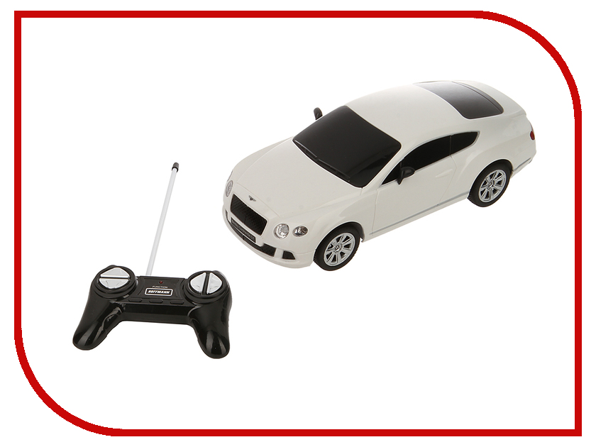 Игрушка Hoffmann Bentley Continental GT W12 1:24 47945