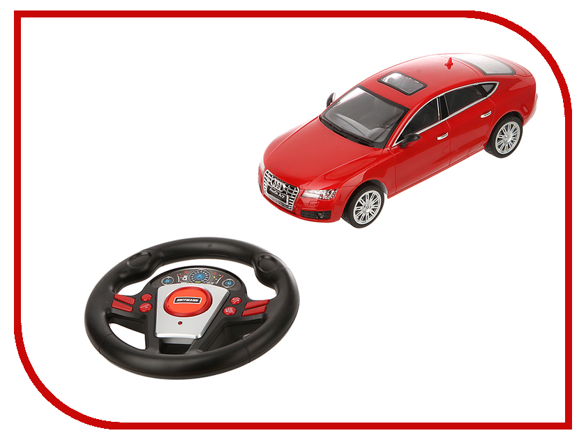 Радиоуправляемая игрушка Hoffmann Audi A7 1:16 47953<br>