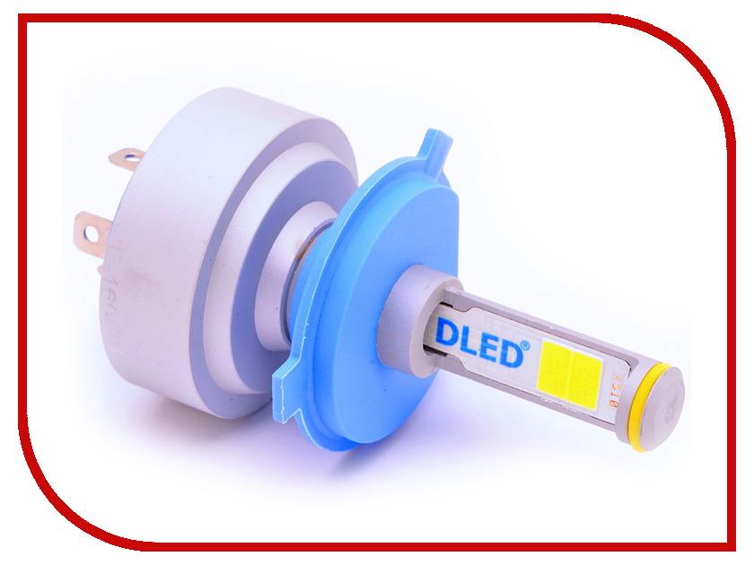 Лампа DLED HB4 9006 36W White 5500K 4113 (2 штуки)