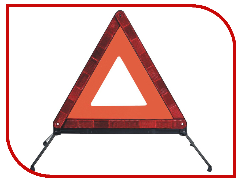 Аксессуар AVS WT-001 A78462S - знак аварийной остановки indesit tt85 001 wt