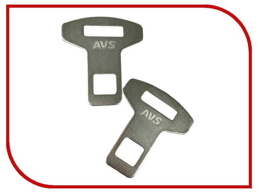 Аксессуар AVS BS-002 A78466S - заглушки ремня безопасности