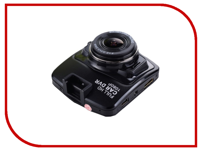 Видеорегистратор AVS VR-125HD A78555S