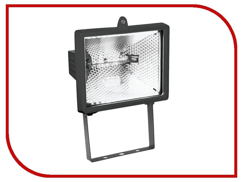 Лампа IEK ИО 500 Black LPI01-1-0500-K02