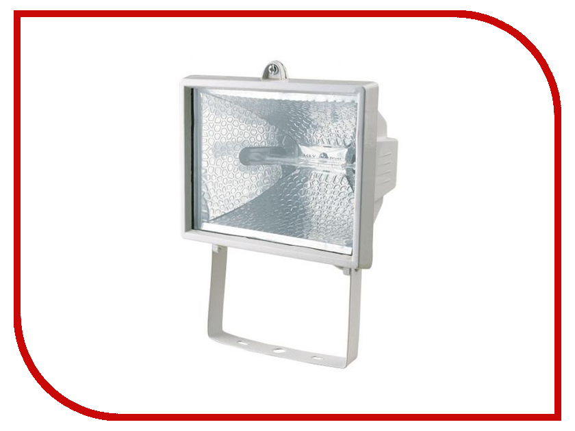 Лампа IEK ИО 500 White LPI01-1-0500-K01