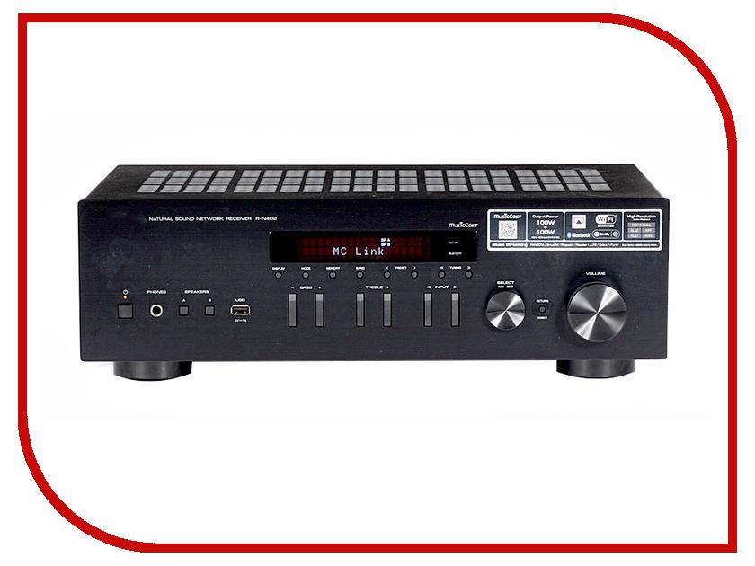 Усилитель Yamaha R-N402 Black
