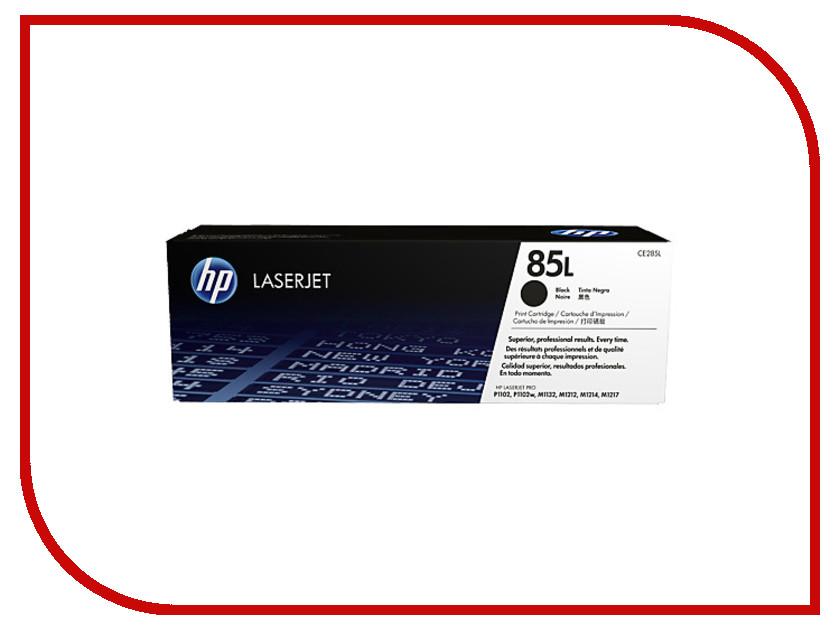 Картридж HP 85L Black для LaserJet P1102 / P1102w / M1132 / M1212nf CE285L<br>