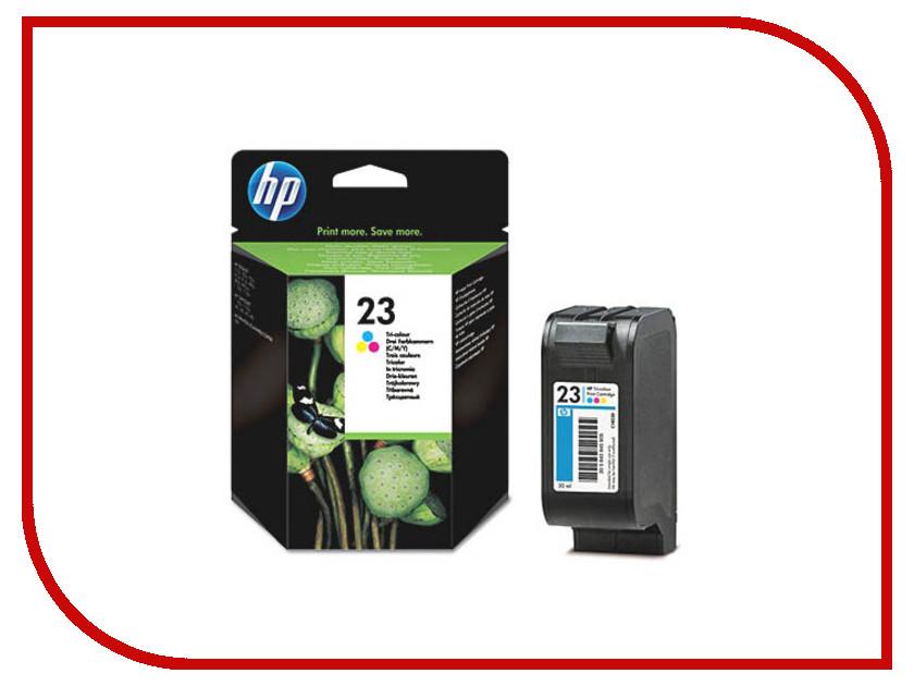 Картридж HP C1823D для DJ 720 / 722 / 890<br>