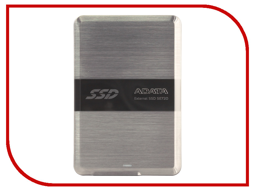 Жесткий диск A-Data DashDrive Elite SE720 128Gb USB 3.0 Silver ASE720-128GU3-CTI