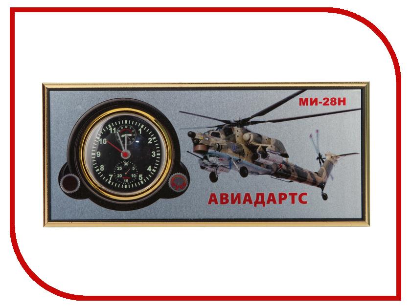 Часы настольные Восток-Дизайн A6 Вертолет МИ-28Н
