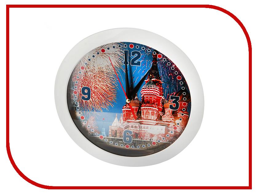 Часы настенные Восток-Дизайн Москва. Салют