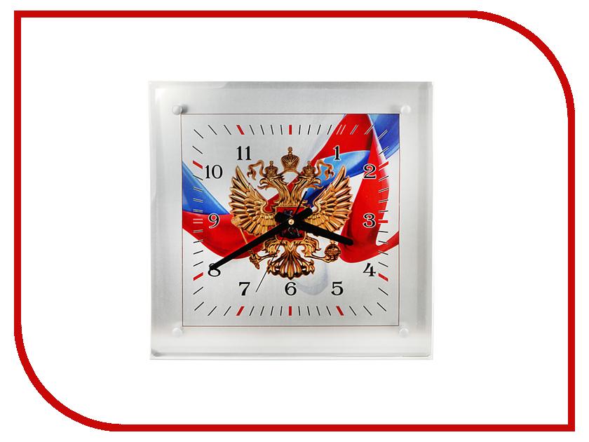 Часы настенные Восток-Дизайн Герб России<br>