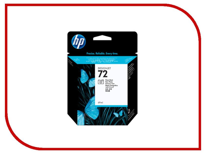 Картридж HP 72 Black C9397A<br>