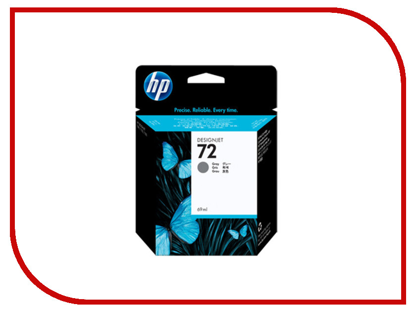 все цены на Картридж HP 72 C9401A 69ml Gray онлайн