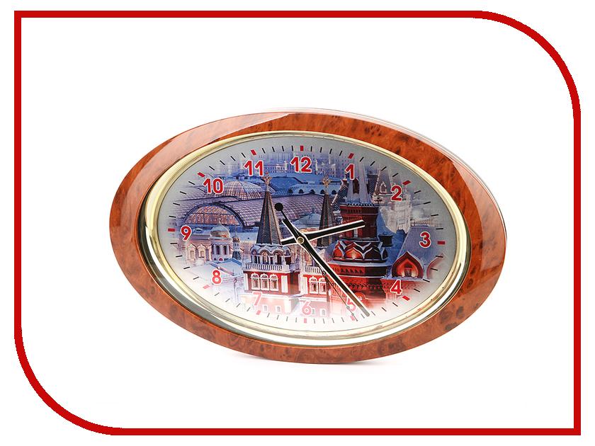 Часы настольные Восток-Дизайн Москва. Красная площадь<br>