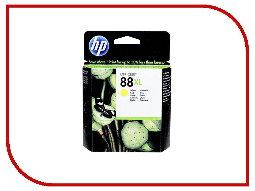 Картридж HP 88XL C9393AE Yellow картридж для принтера hp 88xl c9396ae black