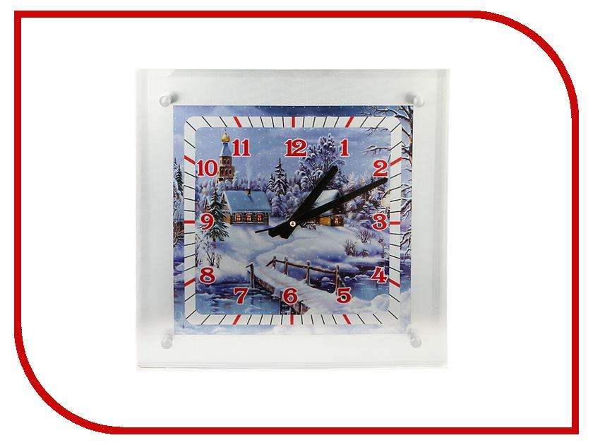 Часы настенные Восток-Дизайн Новый год Звезда<br>