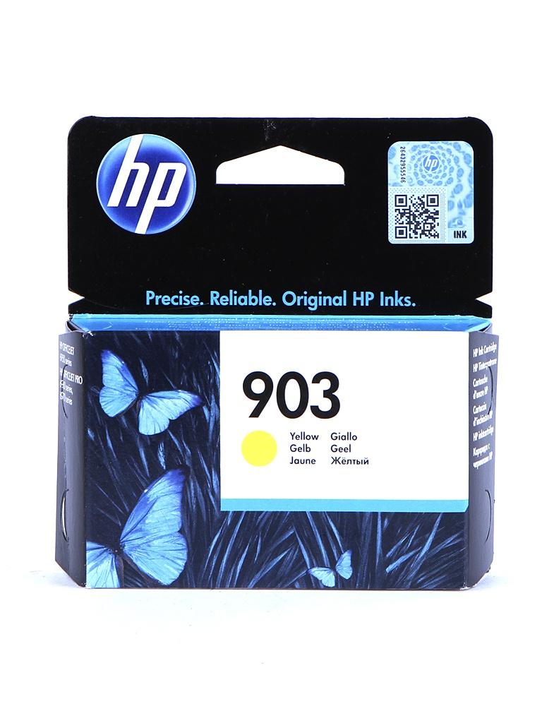 Картридж HP 903 T6L95AE Yellow rg512 g50641 903